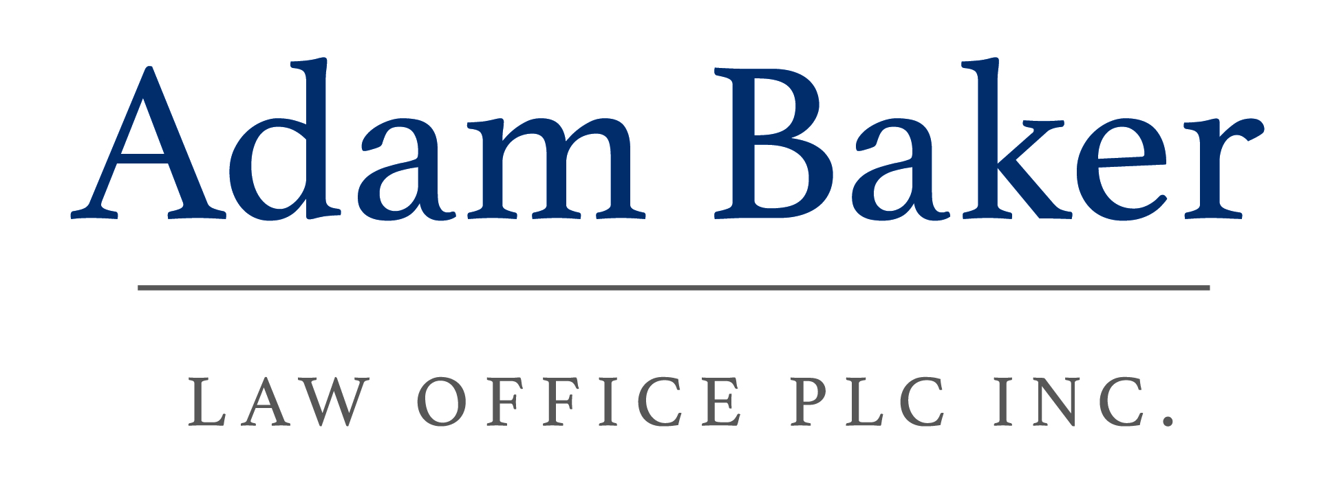 Adam Baker Law Office PLC Inc.